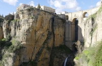 Steinbrücke von Ronda