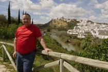 Wolfgang vor Arcos De La Fronteras