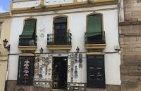 Eines von vielen Geschäften in Ronda