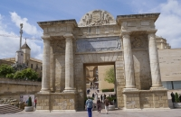 Der Triumphbogen in Córdoba
