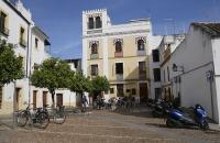 PLatz im Viertel La Juderia
