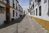 Typische Gasse im Zentrum von Córdoba