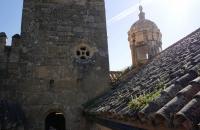 Dach und Turm des Alcazar