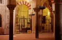Im Inneren der Mezquita Catedral