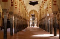 Maurische Gewölne in der Mezquita Catedral