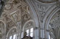 Gewölbe in der Mezquita Catedral