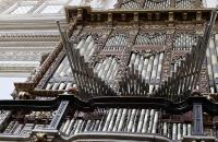 Orgelpfeifen in der Mezquita Catedral