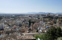 Blick über Granada