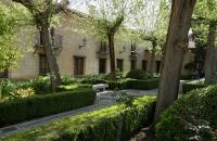 Kleines Hotel nahe der Alhambra