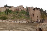 Römisches Theater und Alcazaba