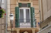 Noch ein alter Balkon