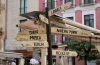 Wie weit ist es bis Pueblos Gansos? :-)