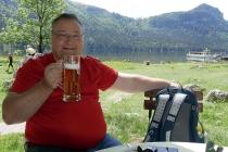 Durstlöschen mit einem Loser-Bier
