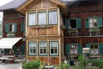 Typisches Haus in Altaussee