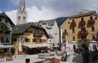Hauptplatz von Hallstatt