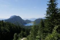 Blick auf den Hintersteiner See