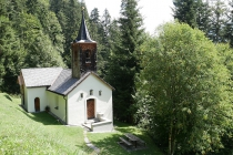 Kleine Kapelle am Weg