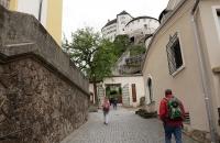 Blick auf die Festung Kufstein