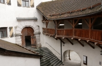 Im Inneren der Festung Kufstein