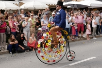 Hochradfahrer