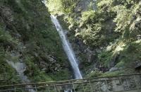 Der Feiersbacher Wasserfall