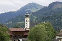 Kirchturm von Söll
