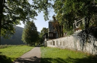 Das Klösterl nahe Kelheim