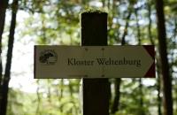 Bald ist das Kloster Weltenburg erreicht