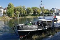 Museumsschiff Freudenau aus Wien