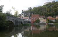 Steinbrücke in Kallmünz