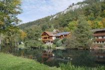 Schöne Häuser in Essing