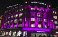 Kaufhaus Galeries Lafayette in Straßburg