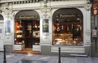 Ein zum Shoppen einladendes, altes Geschäft im Viertel La Petite France