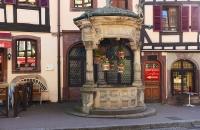 Der Sechs-Eimer-Brunnen von Obernai