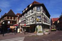 Alte Häuser in Obernai