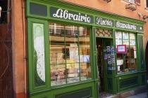 Alter Buchladen in Barr