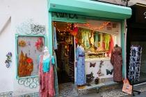 Shop mit Damenbekleidung