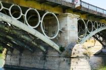 Alte Brücke in Sevilla