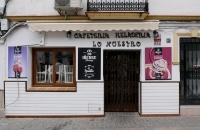 Kleine Cafeteria in Setenil De Las Bodegas