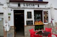 Kleiner Laden in Setenil De Las Bodegas