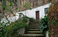 Sehr altes Haus in Setenil De Las Bodegas