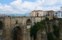 Alte Steinbrücke in Ronda