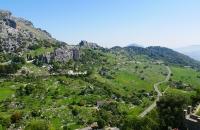 Blick von Grazalema auf die Umgebung
