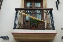 Balkon in Cádiz