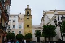 Kirche in Cádiz