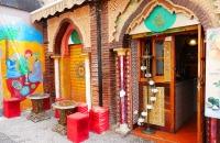 Orientalisches Restaurant in Granada