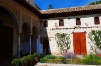 Gebäude in der Alhambra