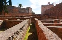 Bauten in der Alhambra