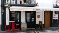 Kleine Taverne in Ponta Delgada