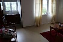 Wohnraum und Küche meines Appartements